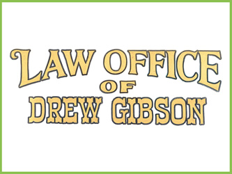 Drew Gibson Attorney At Law
