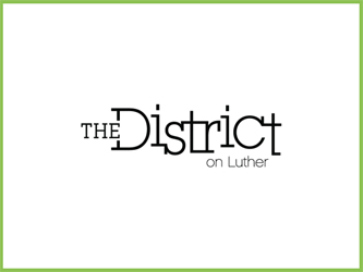 The District on Luther