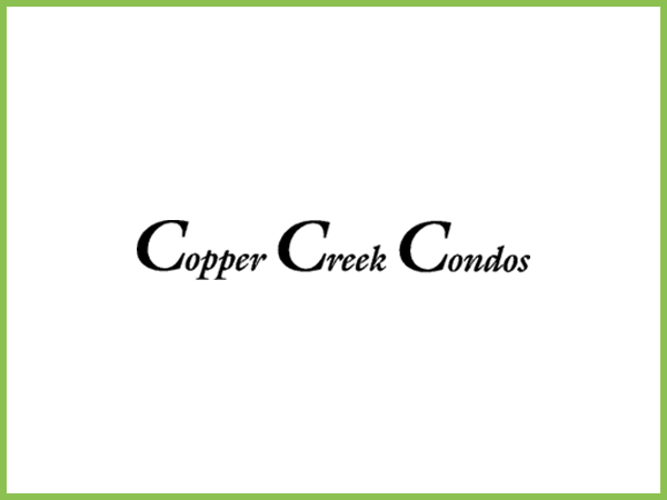 Copper Creek Condos
