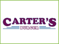 Carters Burgers  Support Our Tutors